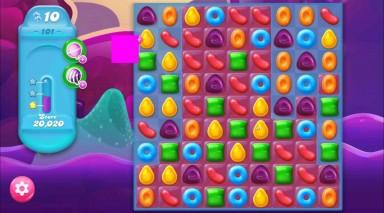 キャンディクラッシュゼリー レベル101 攻略のコツ