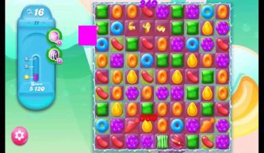 キャンディクラッシュゼリー レベル11 攻略のコツ