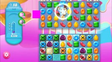 キャンディクラッシュゼリー レベル145 攻略のコツ