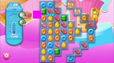 キャンディクラッシュゼリー レベル146 攻略のコツ
