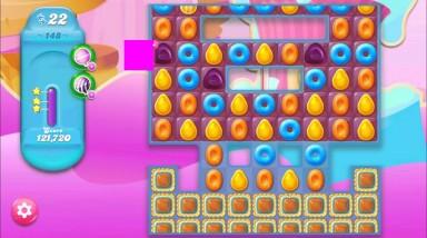 キャンディクラッシュゼリー レベル148 攻略のコツ