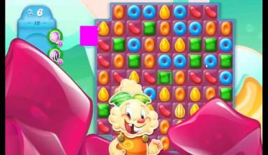 キャンディクラッシュゼリー レベル15 攻略のコツ
