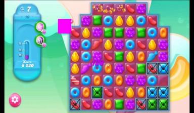 キャンディクラッシュゼリー レベル16 攻略のコツ