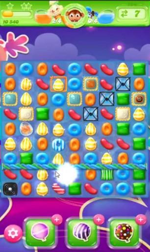 キャンディクラッシュゼリー レベル164 攻略のコツ