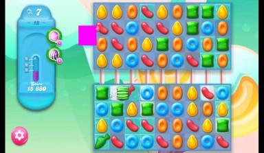 キャンディクラッシュゼリー レベル18 攻略のコツ