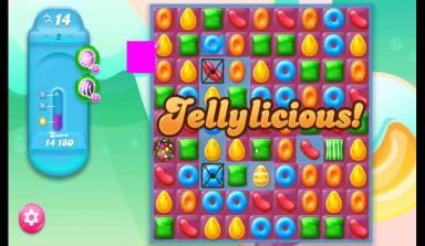 キャンディクラッシュゼリー レベル2 攻略のコツ