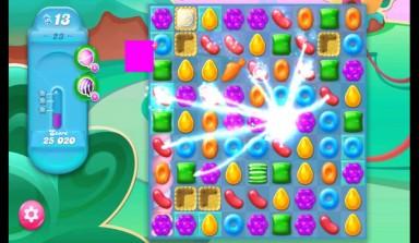 キャンディクラッシュゼリー レベル23 攻略のコツ