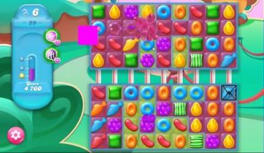 キャンディクラッシュゼリー レベル29 攻略のコツ