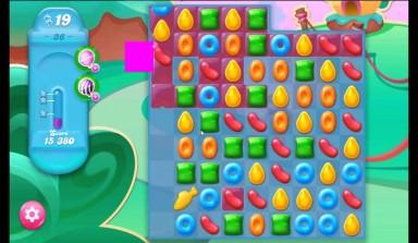 キャンディクラッシュゼリー レベル36 攻略のコツ