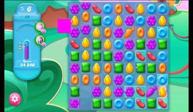 キャンディクラッシュゼリー レベル39 攻略のコツ