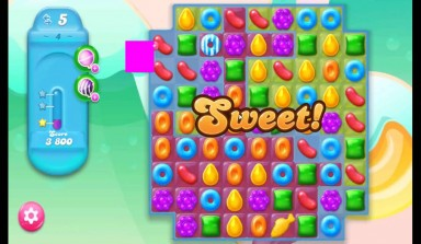 キャンディクラッシュゼリー レベル4 攻略のコツ