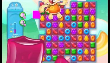 キャンディクラッシュゼリー レベル5 攻略のコツ