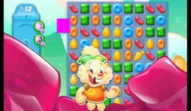 キャンディクラッシュゼリー レベル6 攻略のコツ