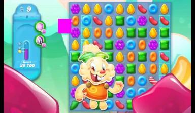 キャンディクラッシュゼリー レベル8 攻略のコツ