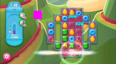 キャンディクラッシュゼリー レベル82 攻略のコツ