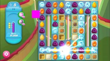 キャンディクラッシュゼリー レベル90 攻略のコツ